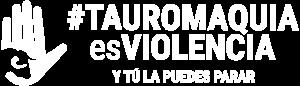 Logotipo Tauromaquia Es Violencia